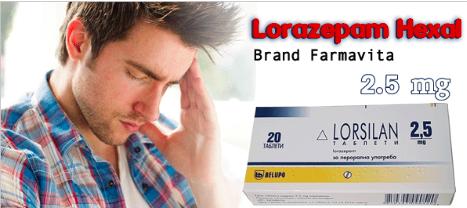 Acheter Lorazepam en ligne